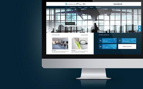 Site web - Académie du PLM