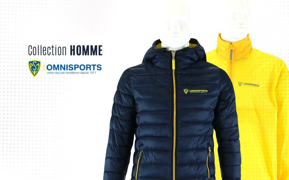 Packshot produits - ASM Omnisports