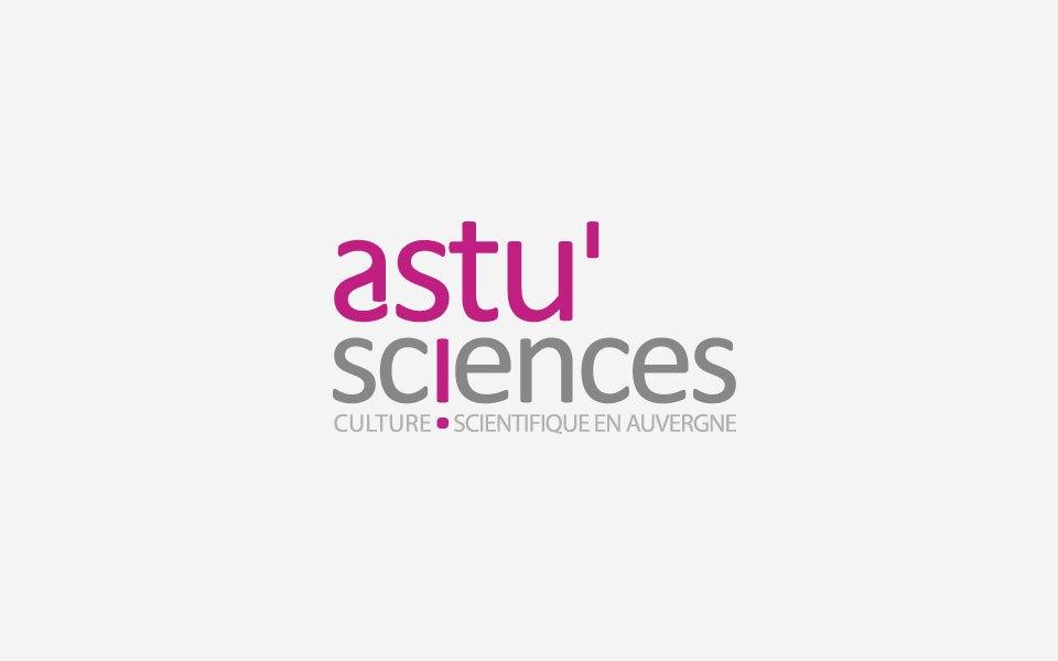 Logo et identité visuelle - Astu'Sciences