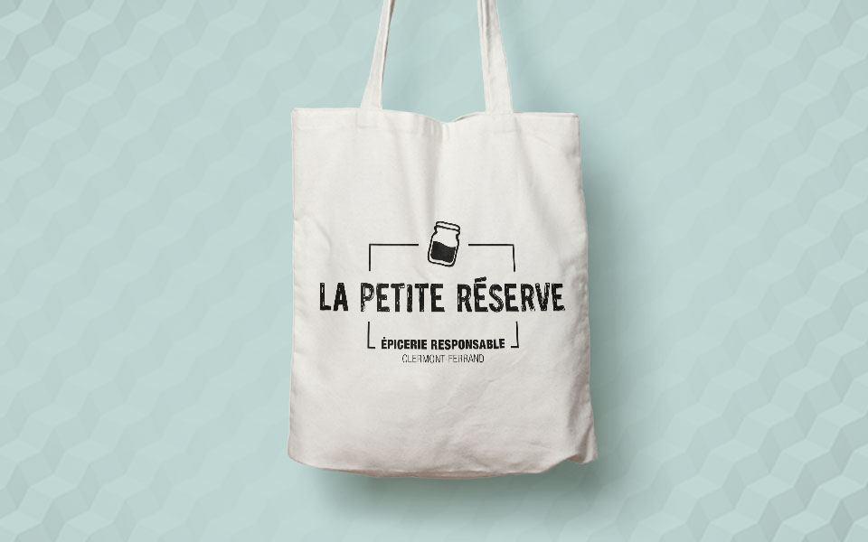 Logo et identité visuelle - La Petite Réserve