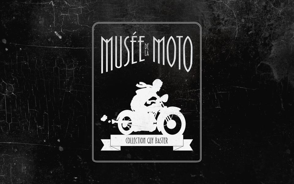 Logo et identité visuelle - Musée Baster