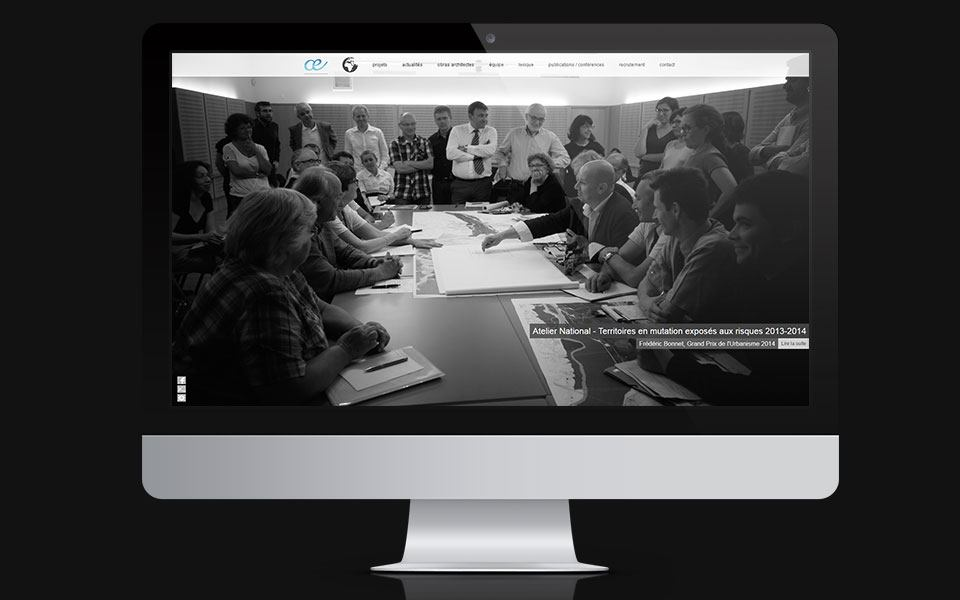 Site Internet - Obras