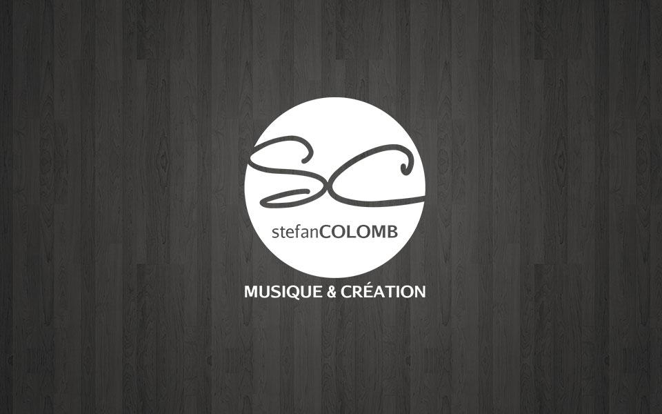 Logo et identité visuelle - Stefan Colomb